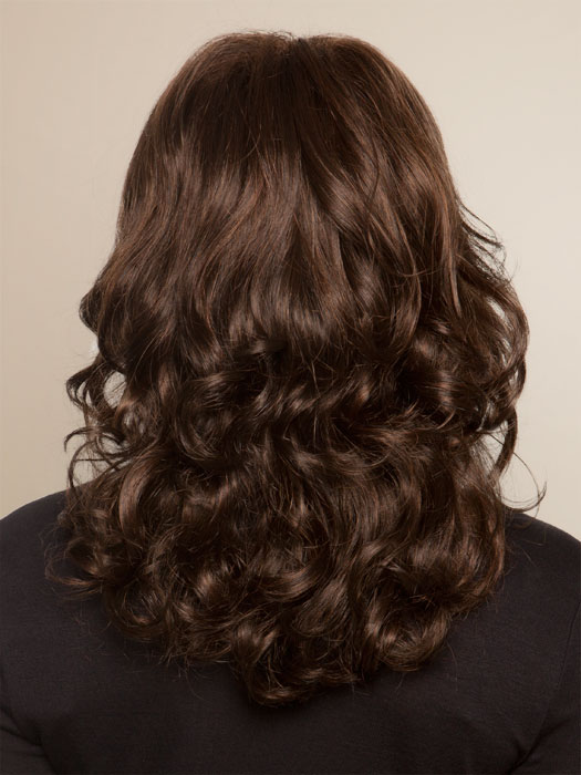 Color R6/30H Chocolate Copper (Dark Brown with soft, Coppery highlights)
