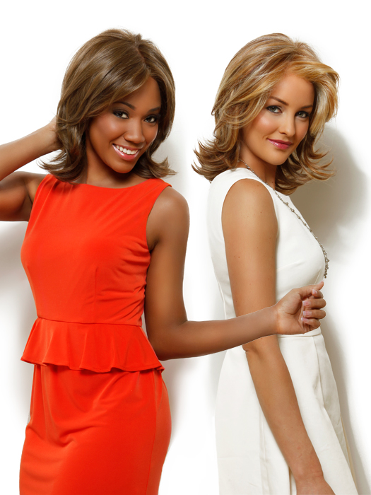 Goddess by Raquel Welch (Wigs.com exclusive photo)