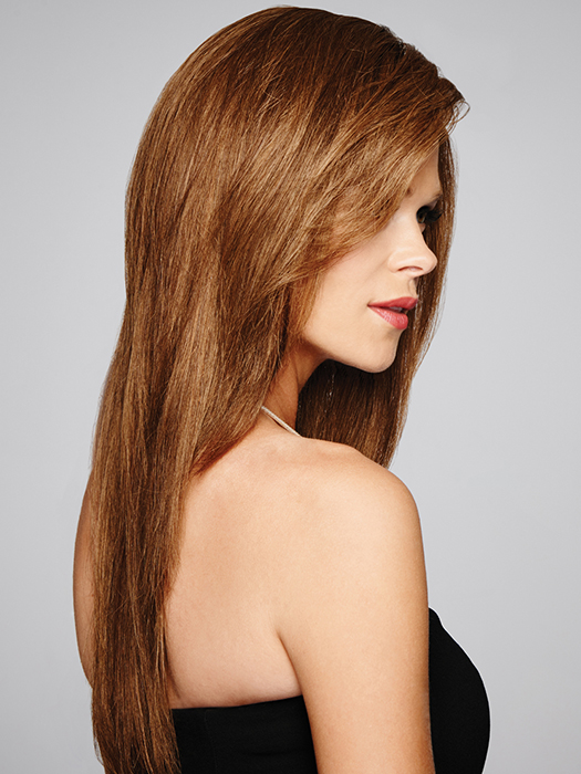 Non-Slip Connecting Strip - Connects the lace front and monofilament top | Color: R10