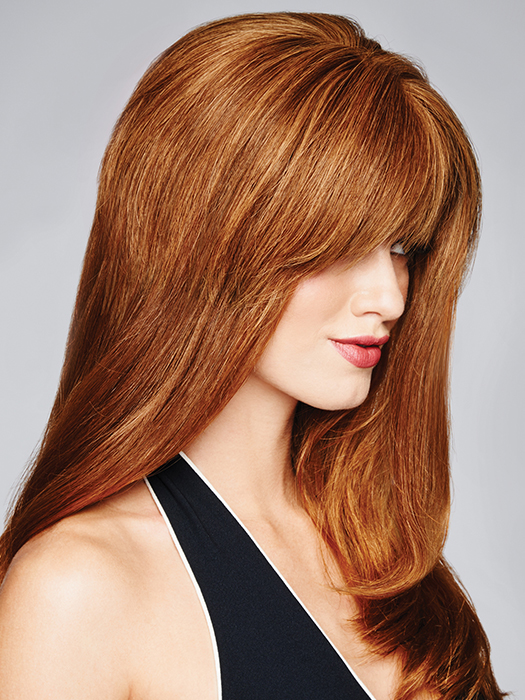 100% Human Hair   Color: R25