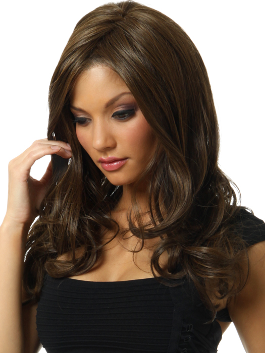 Color RL6/8 - Dark Chocolate (Warm Light Brown)