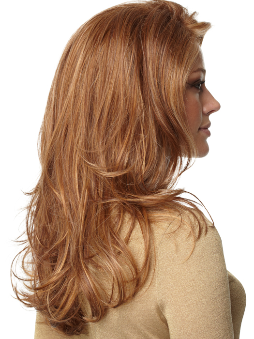 Color RL30/27 - Rusty Auburn (Pale Red with Warm Blonde highlights)