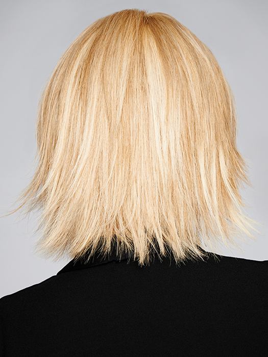 Monofilament top, which gives the appearance of your own natural scalp | Color: R14/88H
