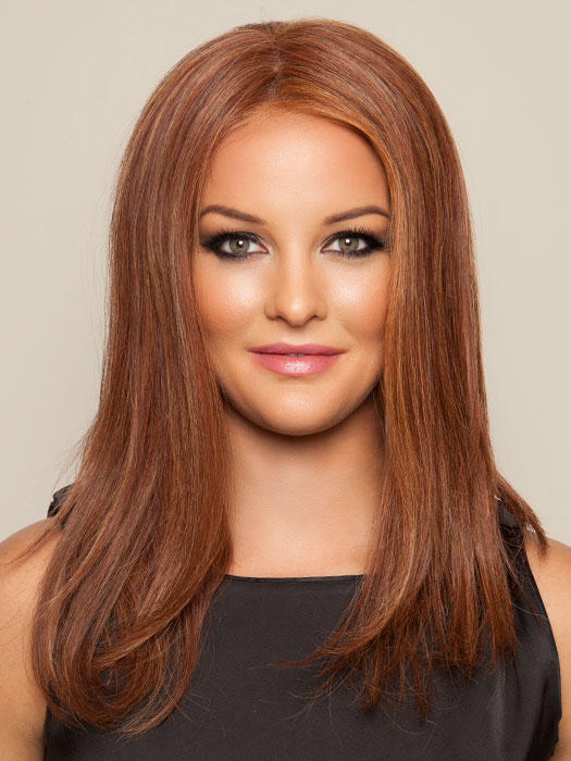 100% human hair allows you to seamlessly blend with your own hair. Color N/A