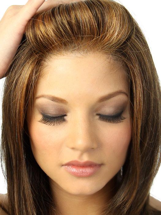 Lace Front - Close Up