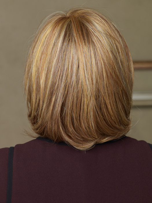 Color RL29/25 - Golden Russet (Strawberry Blonde with Golden Blonde highlights)