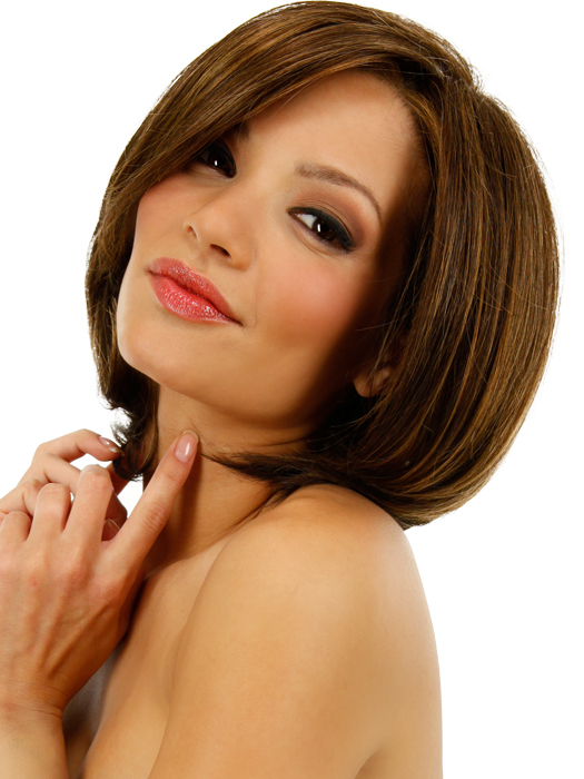 Upstage Large Raquel Welch: Color RL8/29 - Hazelnut (Medium Brown with Ginger highlights)