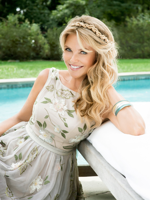 Thick Braid Headband by Christie Brinkley