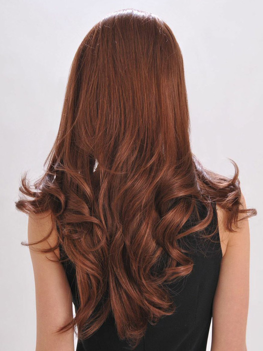 Add curls, flat iron it straight, or wear it in an updo! | Color: 33