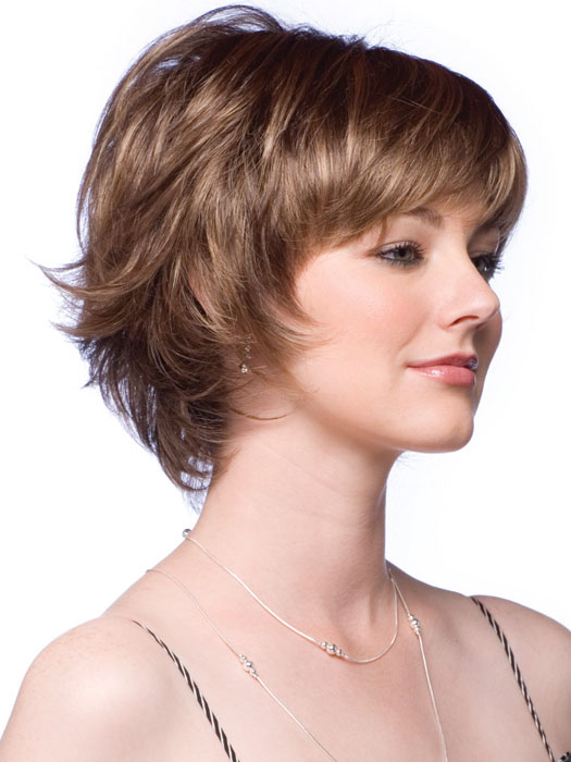 how to style really hair noriko gradient monofilament top best seller 1653