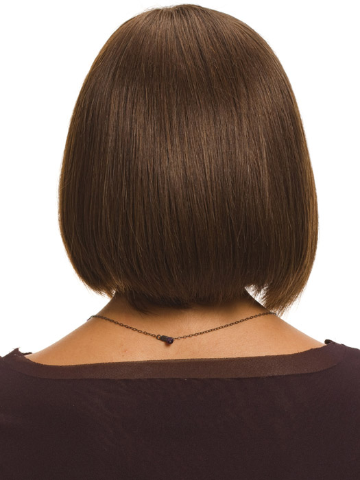 Wig Pro Paige 100 Human Hair Wig Monofilament Top